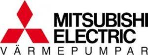 Mitsubishi luft-vatten